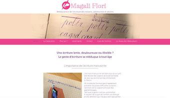 Magali Flori, une rééducatrice en Corse, enfin! | Les troubles de l'écriture | Scoop.it