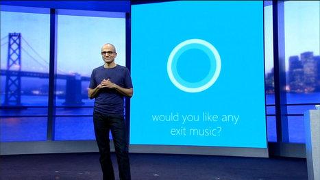 Microsoft Build 2014 keynote in seven minutes | IT | Scoop.it