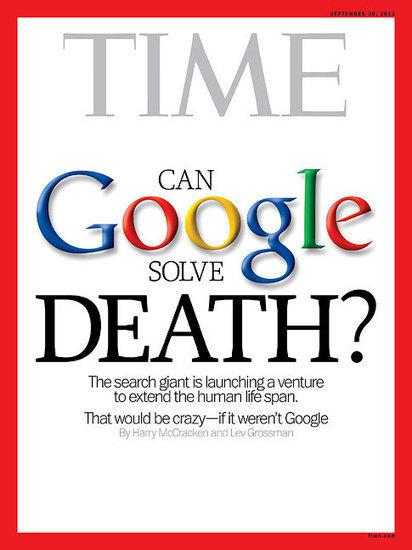 Google vs. Death | Embodied Zeitgeist | Scoop.it
