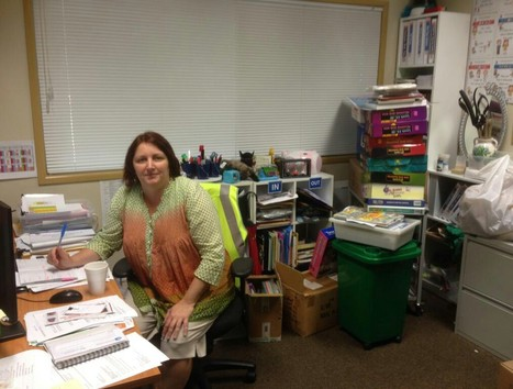Janelle L - Head of Curriculum/Teacher Librarian   OHS and Investigation   Scoop.it