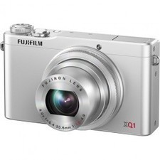 Fujifilm XQ1 Digital Camera-Silver | Projectors & Monitors | Scoop.it