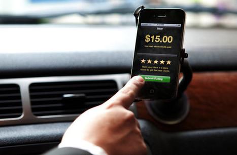 Uber rachète la technologie de cartographie Bing de Microsoft   Référencement internet   Scoop.it