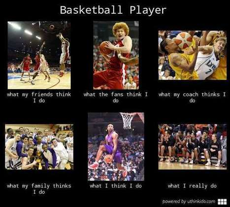 Basketball Player | What I really do | Scoop.it