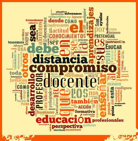 Educadores, ¿seguro?, a distancia. | E-Learning, Formación, Aprendizaje y Gestión del Conocimiento con TIC en pequeñas dosis. | Scoop.it