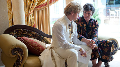 Behind the Candelabra: Cannes Review - Hollywood Reporter | CLOVER ENTERPRISES ''THE ENTERTAINMENT OF CHOICE'' | Scoop.it