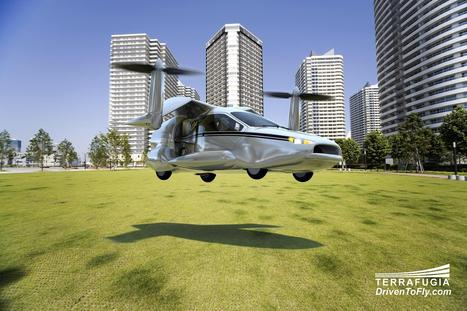 Flying Car Moves from Science Fiction Toward Reality - NBCNews.com | News | Scoop.it
