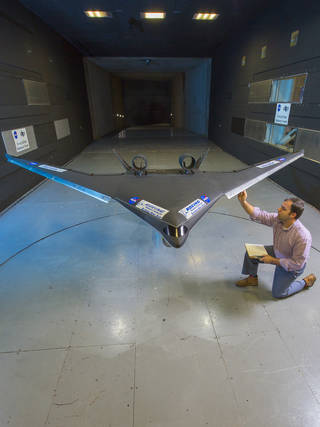 Boeing Control Tests Target Short-Takeoff Blended Wing Body   Aviation & Airliners   Scoop.it
