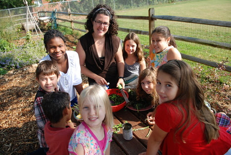 A First for School Gardens in the Nations' Capital | School Gardening Resources | Scoop.it