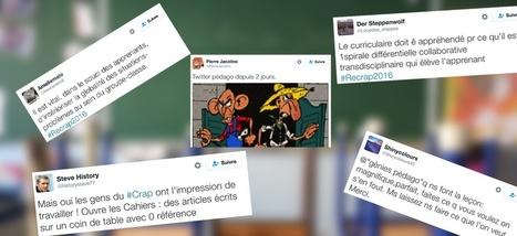 Sur Twitter, pourquoi autant de haine entre profs? | ENT | Scoop.it
