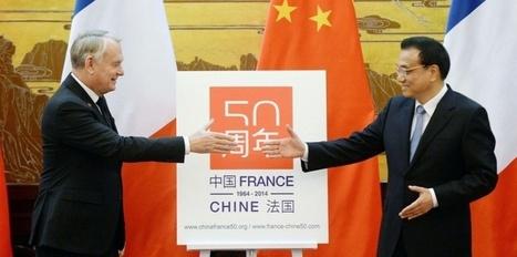 Ayrault en Chine : Areva décroche une série de contrats | Chine & Intelligence économique | Scoop.it