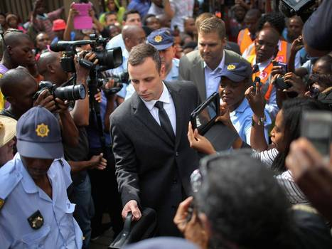 Oscar Pistorius trial first week: Never mind a media scrum – murder case becomes bizarre safari following the tracks of a wounded lion | Pistorius trial | Scoop.it