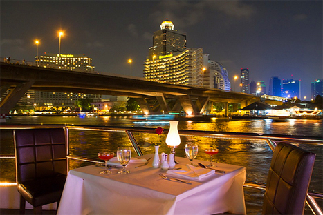 The Chao Phraya River | Thailand Hotels 24/7 | travel | Scoop.it