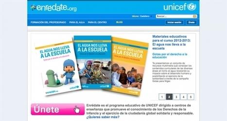 Enrédate.org: Uniendo TIC, Escuela y Derechos del Niño   Educar para proteger. Padres e hijos enREDados con las TIC   Scoop.it
