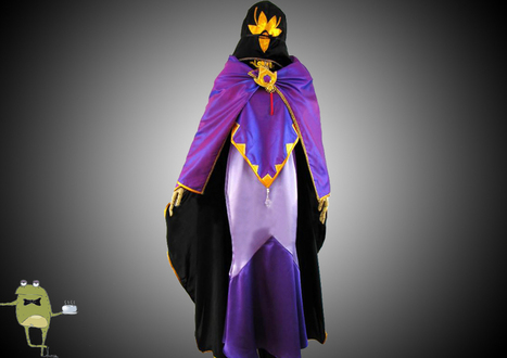 Fate/Stay Night Caster Medea Cosplay Costume Outfits | Anime Cosplay Costumes | Scoop.it