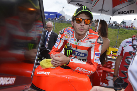 It's Official - Ducati and Rossi to part ways at end of this season | Ducati.net | Desmopro News | Scoop.it