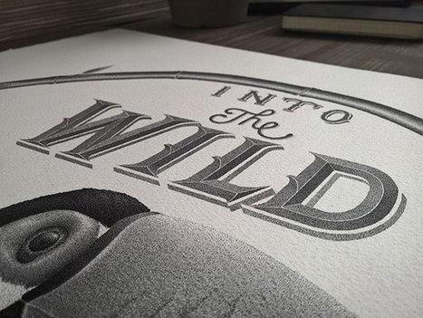 Into The Wild - Illustration by Xavier Casalta   #Design   Scoop.it