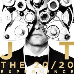 Justin Timberlake Shares Cover + Track Listing of His Upcoming Album 'The 20/20 Experience' [PHOTOS] | UpTempo Group: Social Media Scientists | Scoop.it