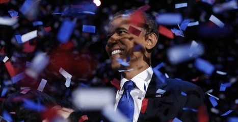 Data Mining in Obama's 2012 Victory | Big Information, Data Design | Scoop.it