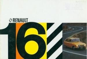 Australie, Canada, Suède, la Renault 16 et sonimage | Renault 16 | Scoop.it