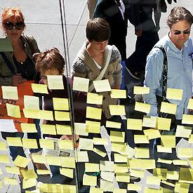 Steve Jobs: Measuring Memorials by the Numbers | Entrepreneurship, Innovation | Scoop.it