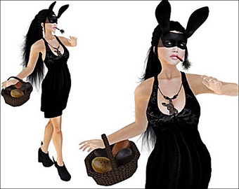 SL Freebie Addiction: Twilight Bunny | Second Life Freebies | Scoop.it