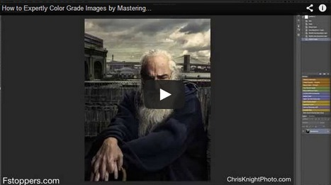 How to Expertly Color Grade Images by Mastering Luminance Masks @ Weeder | Image Effects, Filters, Masks and Other Image Processing Methods | Scoop.it