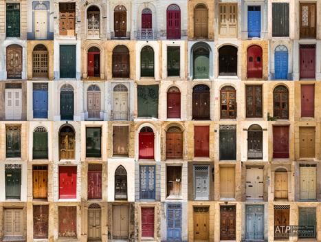 The 72 Doors Of Malta   Enjoy Photography!   Scoop.it