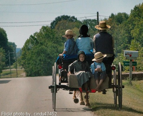 Religion Clause: Swartzentruber Amish Group Moving From ... | Amish Denomination | Scoop.it