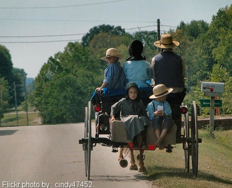 Religion Clause: Swartzentruber Amish Group Moving From ... | Amish Community | Scoop.it