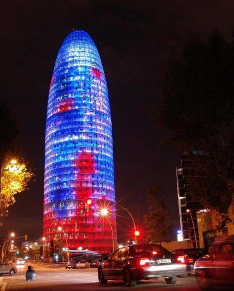 Oeuvres de l'architecte Norman Foster à Barcelone   Barcelona Life   Scoop.it