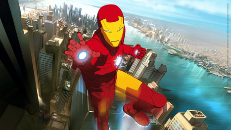 AWN | 'Iron Man Armored Adventures' Heats Up | Iron Man Armored Adventures | Scoop.it