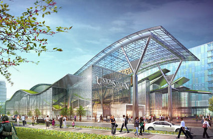 High-speed Rail Hubs Attracting Development to Urban Centers | green streets | Scoop.it
