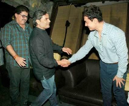 Aamir makes peace with Vishal Bhardwaj | Sports | Scoop.it