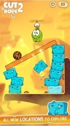 Free Download Cut the Rope 2 1.0.1 | Android Apps, Games, and Themes | Scoop.it