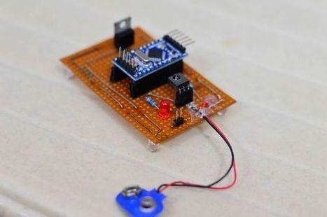 Arduino based remote translator | Arduino, Netduino, Rasperry Pi! | Scoop.it