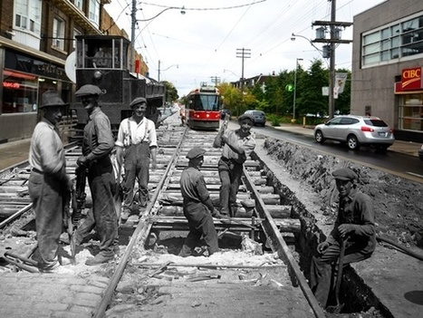 What Early 1900s Torontonians Would Look Like on Today's Streets | Human Geography | Scoop.it