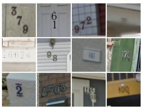 How Google Cracked House Number Identification in Street View | Technology, Apps, Social, and Innovations | Scoop.it