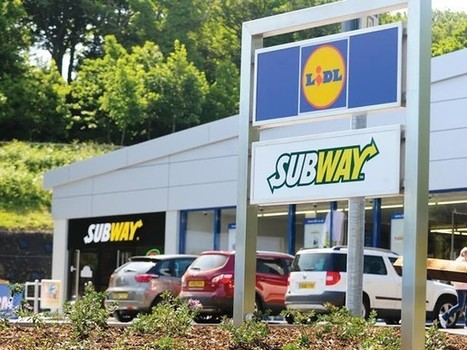 Subway celebrates 500 non-traditional stores in UK - Elite Franchise Magazine | Insights into Developing New Business Ideas | Scoop.it