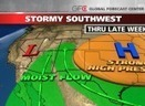 Heavy Rain, Flood Threat for the Southwest | Disaster Services | Scoop.it