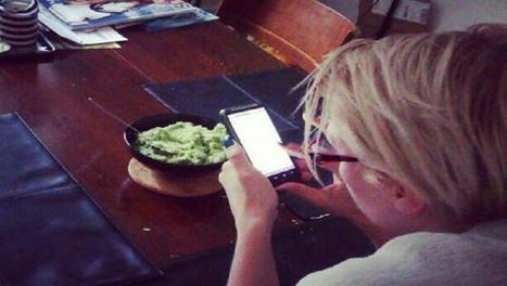 Hey, Instagram Users: Science Confirms You're Ruining Your Meal | Common sense | Scoop.it
