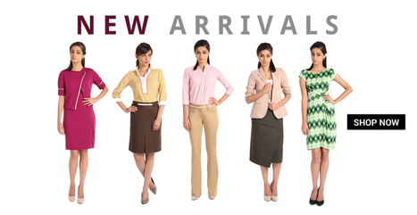 Women Formal Wear, Ladies Western Wear for Office & Corporate Dressing | Kaaryah Formal Wear for Women | Scoop.it