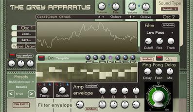 FREEWARE (VST.Win) - The Grey Apparatus   vst   Scoop.it