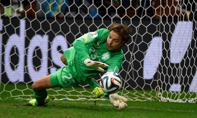 How goalkeepers can use an illusion to save penalty kicks | The brain and illusions | Scoop.it