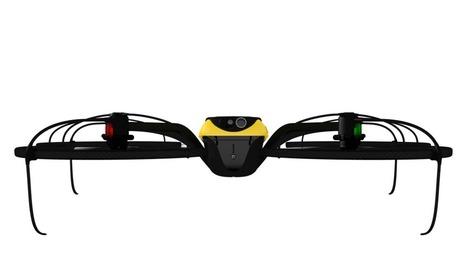 Pile à combustible, auto-orientation…ca bouge pour les drones   Libertés Numériques   Scoop.it