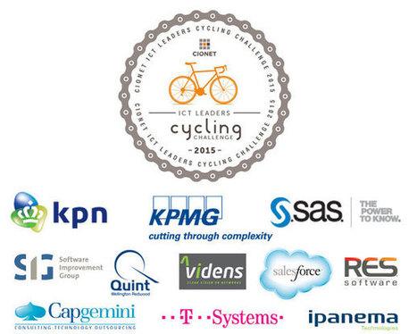Joop Zoetemelk kopman tijdens de 5e CIONET ICT Leaders Cycling Challenge! | SIG media items | Scoop.it