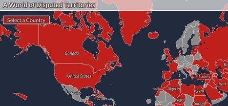 Three New Useful Interactive Maps | Edtech PK-12 | Scoop.it