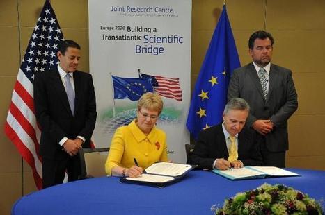 NOAA: USA and Europe Strengthen Scientific Cooperation | Ocean Science | Scoop.it