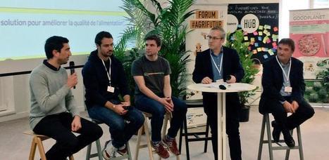 Forum Agrifutur : Le numérique agite la chaîne alimentaire | Competitinnov | Scoop.it