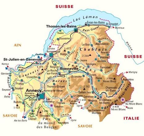 Une nouvelle fusion de communes en Haute-Savoie | Savoie d'hier et d'aujourd'hui | Scoop.it