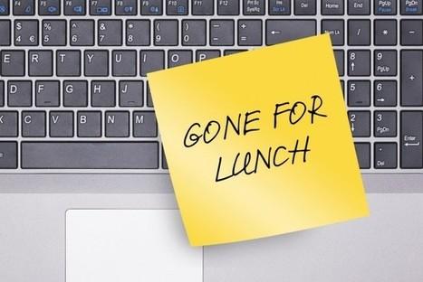 Successful women take a lunchbreak - Business Matters | Genderomics | Scoop.it